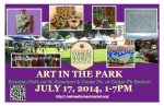 Art in the Park 2014.07.17