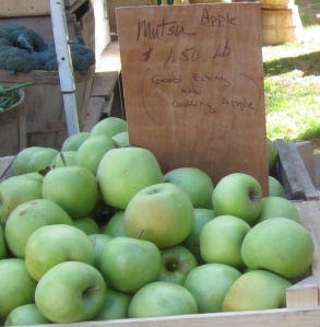 apple mutsu