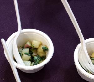 Spring Vegetable Hash