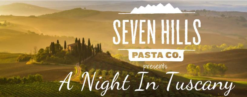 Tuscany Event Logo